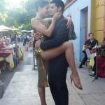 Tango dans les rues