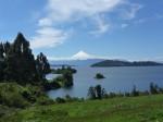 Volcan Osorno sous le soleil
