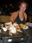 Chivito asado (1 personne)