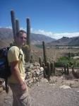 Site Inca de Tilcara