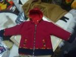 Mini-veste a motifs, taille 2/3 ans : 5.5€