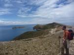 Vue de l'Isla del Sol