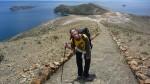 Point culminant de l'Isla del Sol (4080m)