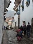 petite ruelle de Cuzco