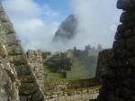 Vue sur le mont Putucusi