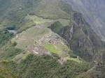 Vue depuis le Wayna Picchu