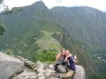 Enfin au sommet du Wayna Picchu