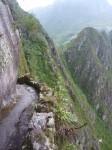 Retour vertigineux vers le Machu Picchu