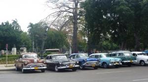 taxis de la Havane