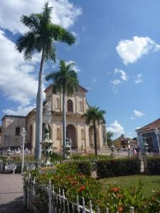 La Plaza Mayor de Trinidad