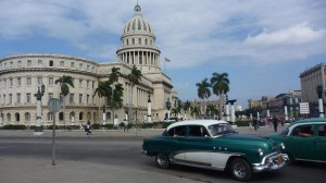 Capitolio de La Havana