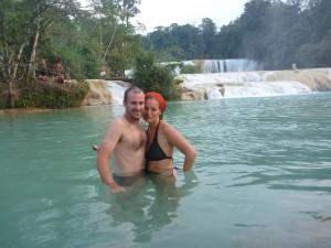 Faune locale des cascades