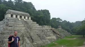 Grandiose site de Palenque
