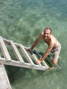 Adieu aux eaux vaseuses du lac Peten Itza