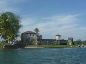 Fort sur le Rio Dulce
