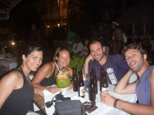 Coco Loco avec Hagit et Francois