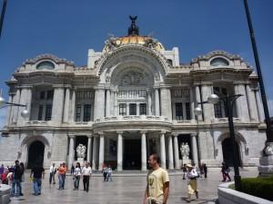 Palais des Beaux Arts, Mexico