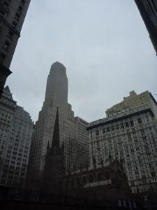 Contraste New Yorkais