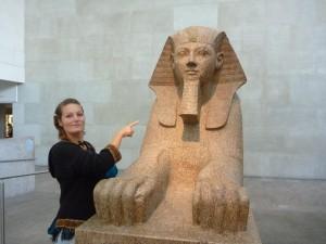 Detour par l'Egypte au Museum of Arts