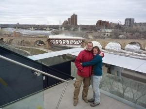 Vue de Minneapolis