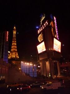 Vegas de nuit