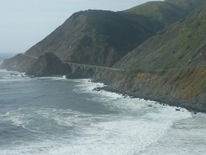 La cote californienne
