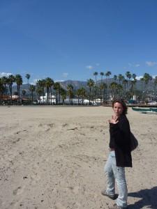 Plage de Santa Barbara