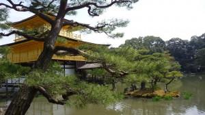Le pavillon dore de Kyoto