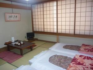 Notre ryokan a Nara