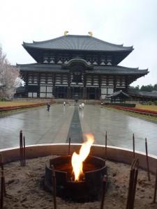 Temple de Nara