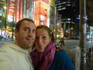 Dernier soir au Japon