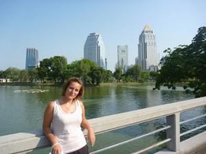Une petite photo de Bangkok, quand meme !