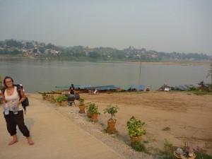 Sur l'autre rive : le Laos