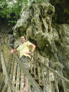 Les grottes de Nong Khiaw