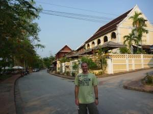 Arrivee a Luang Prabang