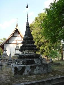 Vieux vieux stupa