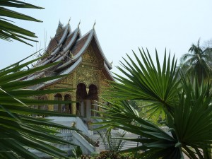 Temple et musee de Luang Prabang