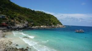 Encore une plage de paradis