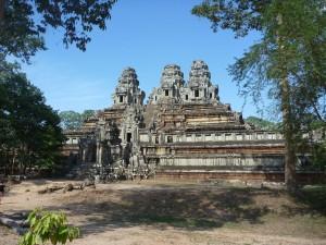 Temple inacheve de Ta Keo