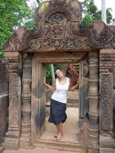 Banteay Srei, le temple des femmes