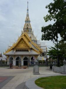 Wat Sothon, le seul interet de Chachoengsao