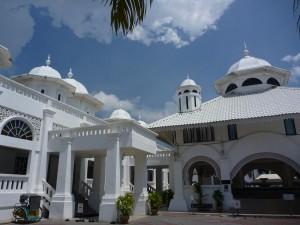 Mosquee de Kuala Terengganu