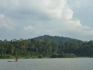 Le lac Chini