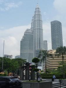 Jungle urbaine de Kuala Lumpur
