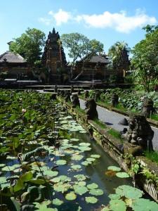 temple, Ubud, Bali