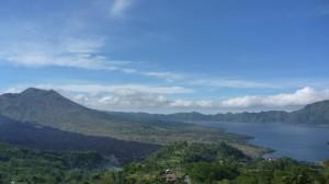 volcan Gunung Batur