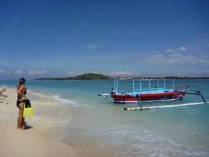Depart pour un peu de snorkeling...