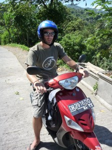Debut du roadtrip sur Lombok