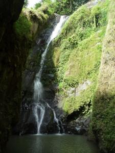 Cascade de Gangga