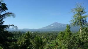 Le volcan Ranjani